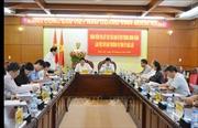 Đoàn kiểm tra của Ban Bí thư làm việc với Ban Thường vụ Tỉnh ủy Đắk Lắk