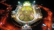 Ấn tượng màn đại xoè 5.000 người tham gia trong Lễ hội văn hóa du lịch Mường Lò