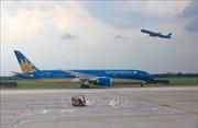 Ảnh hưởng bão Tapah, nhiều chuyến bay của Vietnam Airlines bay sớm hơn lịch trình