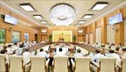 Triển khai kết luận của Ủy ban Thường vụ Quốc hội tại Phiên họp thứ 37