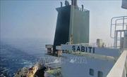 Nổ tàu chở dầu Iran: Nguy cơ dầu tràn gây ô nhiễm Biển Đỏnghiêm trọng