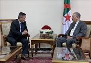 Chủ tịch Hội đồng Quốc gia Algeria mong muốn tăng cường quan hệ hợp tác với Việt Nam