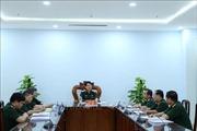 Đại tướng Lương Cường kiểm tra thực hiện nhiệm vụ tại Quân đoàn 4