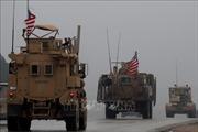 Quân đội Mỹ tại Syria sẽ 'tạm'đồn trú tại Iraq