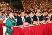 Chủ tịch Quốc hội dự Lễ công bố quyết định Thành phố Hải Dương là đô thị loại I