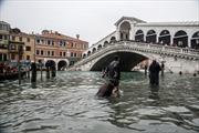 Mưa bão hoành hành tại Italy