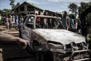 Tấn công tại Congo, ít nhất 15 dân thường thiệt mạng
