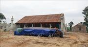 Sớm xử lý vụ việc xây dựng chùa xâm lấn di tích lịch sử cấp quốc gia