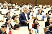 Kỳ họp thứ 8, Quốc hội khóa XIV: Thông cáo báo chí số 22