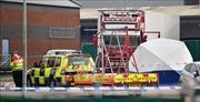 Vụ 39 thi thể trong xe tải ở Anh: Bắt giữ thêm 1 đối tượng người Bắc Ireland