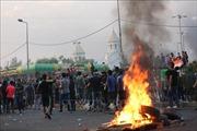 Iraq: Người biểu tình tiếp tục tấn công Lãnh sự quán Iran