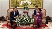 Thành phố Hồ Chí Minh sẵn sàng là địa điểm tổ chức các hoạt động kỷ niệm 70 năm thiết lập quan hệ ngoại giao Việt Nam -Trung Quốc