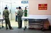 Bệnh nhân nghi nổ súng tự sát tại Bệnh viện Trưng Vương đang nguy kịch