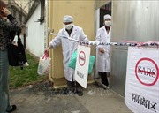 Bệnh nhân đầu tiên tử vong do dịch viêm phổi lạ ở Vũ Hán