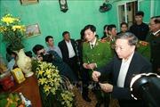 Bộ Công an tổ chức trang trọng lễ tang 3 liệt sỹ hy sinh tại Đồng Tâm