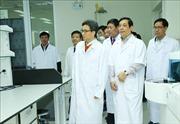 Phó Thủ tướng Vũ Đức Đam chủ trì họp khẩn phòng chống dịch bệnh viêm đường hô hấp cấpnCoV