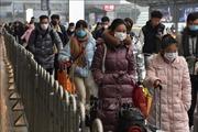 Nhiều địa phương ở Trung Quốc bắt buộc người dân đeo khẩu trang
