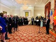 Khởi động các hoạt động kỷ niệm 25 năm quan hệ ngoại giao Việt Nam - Hoa Kỳ