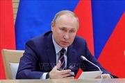 Tổng thống Nga ký sắc lệnh về trưng cầu ý dân sửa đổi Hiến pháp