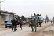 Quân đội Syria giành chiến thắng quan trọng tại Idlib