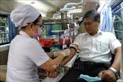 Ngày hội hiến máu tình nguyện trong cán bộ, công chức, người lao động
