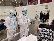 Dịch COVID-19: Trung Quốc ghi nhận 1.886 ca nhiễm, 98 ca tử vong mới