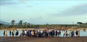 Hỗ trợ gia đình nạn nhân trong vụ chìm đò trên sông Vu Gia