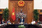 Thủ tướng Nguyễn Xuân Phúc làm việc với lãnh đạo chủ chốt tỉnh Hà Tĩnh