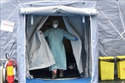 Số ca tử vong do COVID-19 tại Italy tăng lên 107 ca