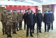 Dịch COVID-19: Trung Quốc cho phép nhiều công ty ở Vũ Hán nối lại hoạt động