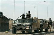 Mỹ - Anh lên án vụ tấn công bằng tên lửa vào căn cứ liên quân tại Iraq