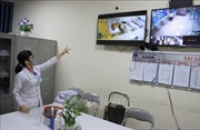 Bệnh nhân thứ 18 phấn khởi vì được tiếp tục theo dõi sức khỏe tại quê nhà