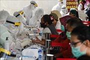 Indonesia ghi nhận số ca mắc COVID-19 trong ngày cao kỷ lục