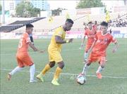 V-League 2020: Sông Lam Nghệ An thắng SHB Đà Nẵng trên sân nhà