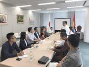 Hướng tới thành lập Hội người Việt Nam tại Fukuoka, Nhật Bản