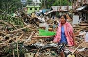 Hàng nghìn ngườiPhilippines sơ tán do bão đúng ngày Giáng sinh