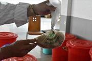 Phát hiện quán cơm tấm nổi tiếng Sài Gòn dùng thực phẩm không nguồn gốc