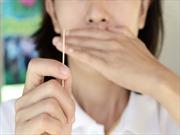 Ngậm tăm tre khi xỉa răng, nhiều người phải cắt bỏ ruột