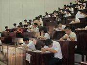 Nhờ thi hộ, nhiều sinh viên bị đình chỉ học