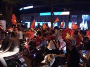 Nhiều người nhập viện sau 'đi bão' mừng chiến thắng đội tuyển Việt Nam tại AFF Cup 2018