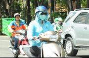 Chỉ số tia UV tại TP Hồ Chí Minh lên 12, có thể gây bỏng da và các bệnh về mắt