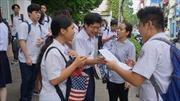 Thí sinh TP Hồ Chí Minh 'bối rối' với kiểu đề lạ trong môn Toán