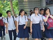 TP Hồ Chí Minh công bố điểm chuẩn vào lớp 10 công lập sớm hơn một tuần