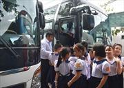 TP Hồ Chí Minh kiểm tra, rà soát các trường sử dụng xe đưa đón học sinh