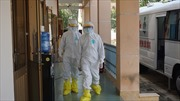 Phòng chống dịch bệnh do virus Corona: Bệnh viện bệnh lý hô hấp cấp tính quy mô 300 giường chính thức 'nhập cuộc'