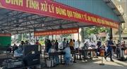 TP Hồ Chí Minh xuất hiện những ổ dịch COVID-19 trong cộng đồng