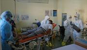 TP Hồ Chí Minh chỉ sử dụng 5% công suất giường bệnh điều trị COVID-19