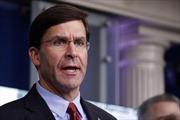 Phe Cộng hòa dựng 'rào chắn' ngăn Tổng thống Trump sa thải Bộ trưởng Quốc phòng Mark Esater