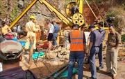 Ấn Độ giải cứu 15 thợ mắc kẹt trong hầm mỏ ngập nước