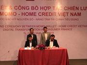 Thanh toán Home Credit Việt Nam chỉ cần một chạm ví MoMo